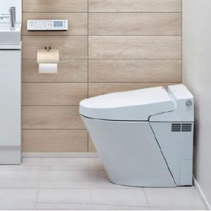 LIXILサティスS/S5T シャワートイレ トイレリフォームプラン 床排水 排水芯200