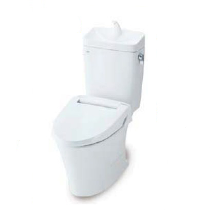 LIXILアメージュZ便器(フチレス) トイレリフォームプラン 普通便座 手洗い付き
