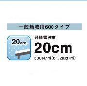 LIXILスピーネF型 テラスタイプ 600タイプ 間口2730×出幅1785ミリ 屋根ポリカーボネート板(一般)