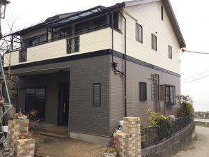 外壁塗装のリフォーム/淡路島/淡路市/K様/2019.11.19更新