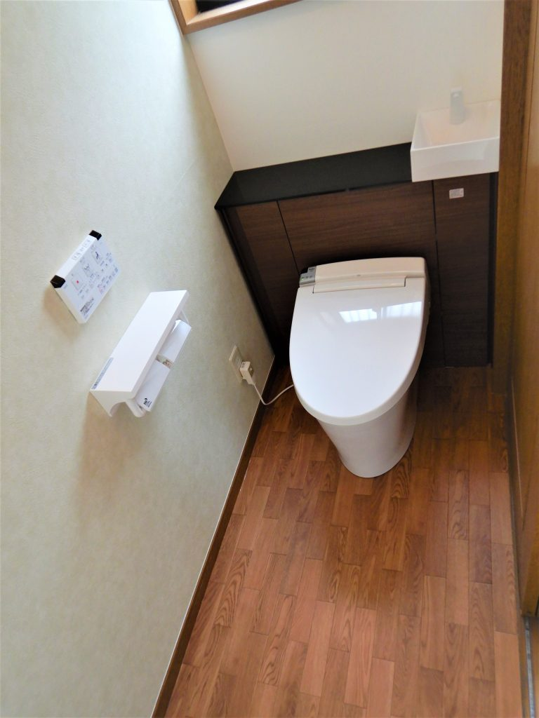 トイレのリフォーム/淡路島/淡路市/T様/2020.02.25更新