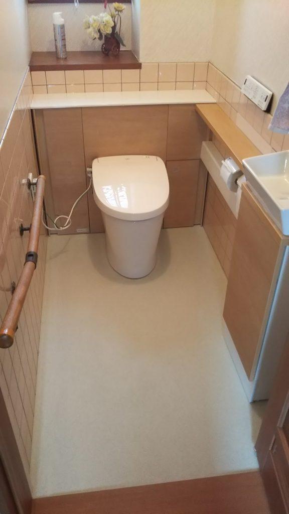 トイレのリフォーム/淡路島/洲本市/I様/2020.2.19更新