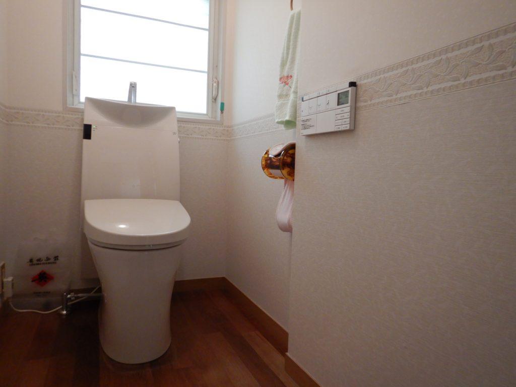 トイレのリフォーム/淡路島/淡路市/N様/2020.3.9更新