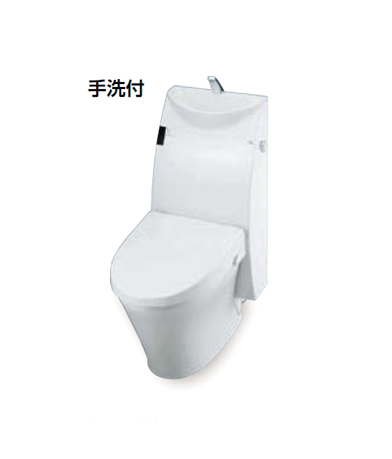 LIXILアステオ シャワートイレ トイレリフォームプラン YBC-A10S+DT-385J ECO6 床排水 排水芯200
