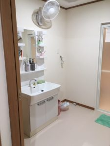 洗面所のリフォーム/淡路島/洲本市/K様/2020.4.21更新