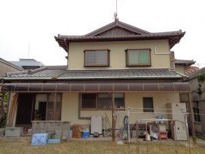 外壁のリフォーム/淡路島/淡路市/H様/2020.4.1更新