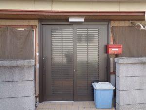 玄関のリフォーム/淡路島/淡路市/H様/2020.5.26更新