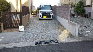カーポート工事/淡路島/淡路市/U様/2021.4.1更新