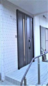 玄関ドアのリフォーム/淡路島/淡路市/S様/2021.6.2更新