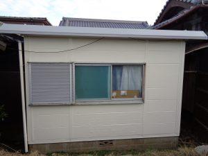 外装のリフォーム/淡路島/淡路市/H様邸/2021.7.21更新