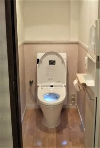 トイレのリフォーム/淡路島/洲本市/S様邸/2021.8.31更新